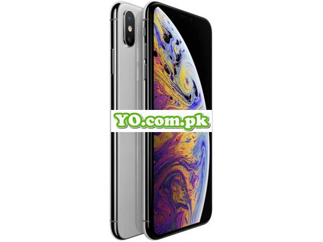 Apple iPhone XS, 64GB, Silver - 1