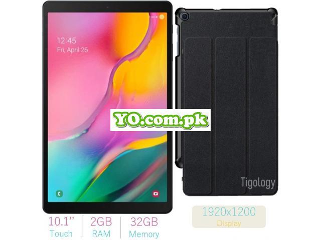 Samsung Galaxy Tab A 10.1-inch Touchscreen (1920x1200) Wi-Fi Tabletv - 1