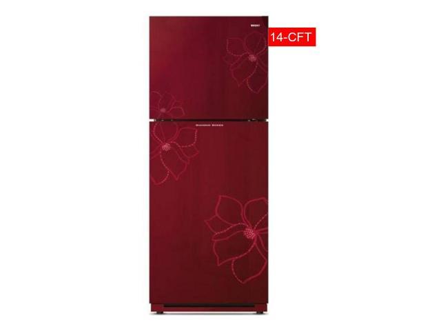Orient Sapphire Series 380 Liters Glass Door Refrigerator - 1